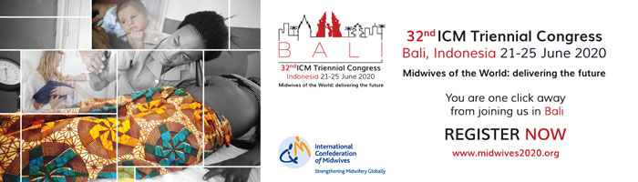 ICM - The 32nd Triennial Congress will be held in Bali