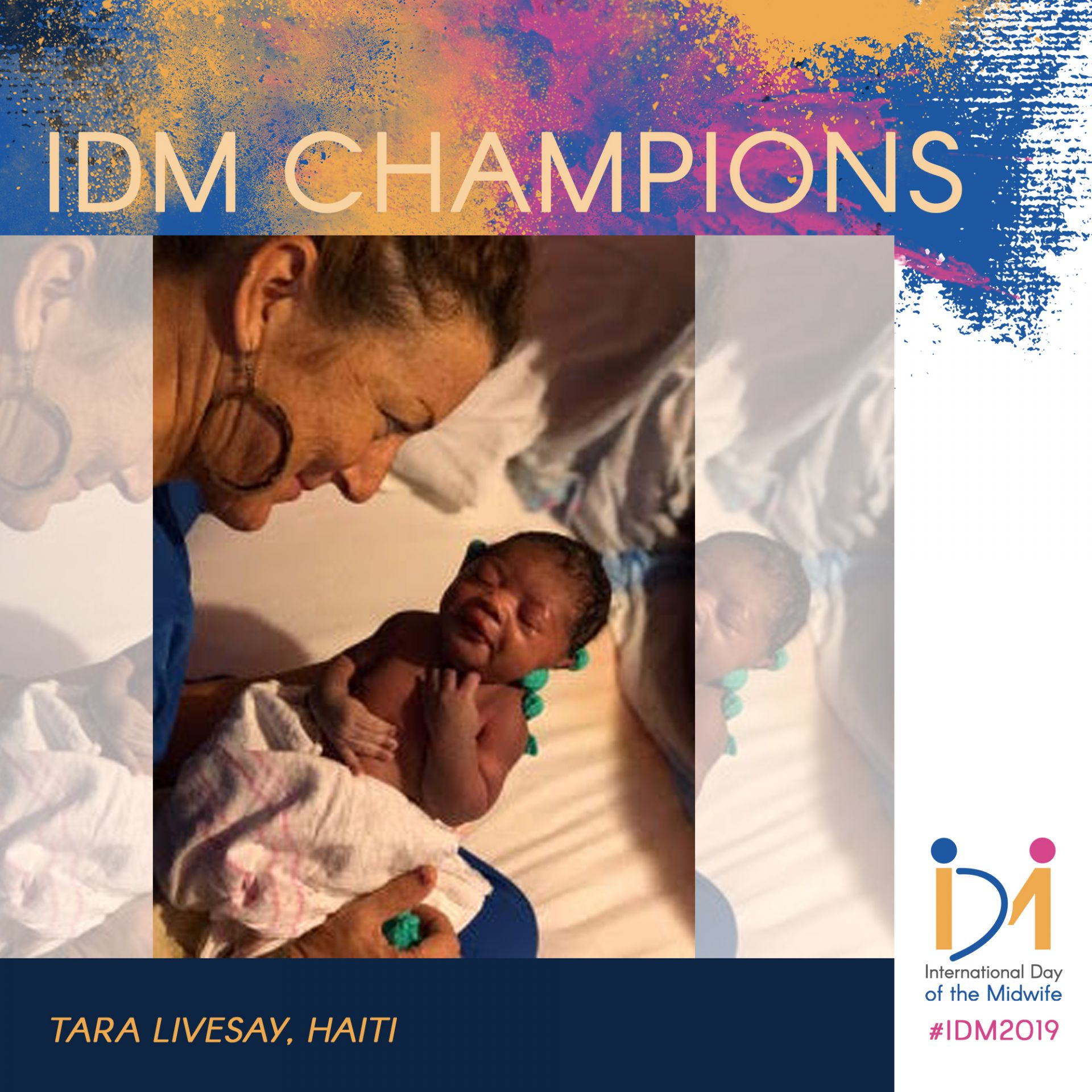 ICM - International Day of the Midwife